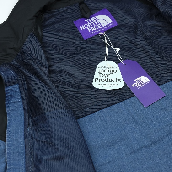 """new one \""""THE NORTH FACE PURPLE LABEL\""""_c0188708_17530141.jpg"""