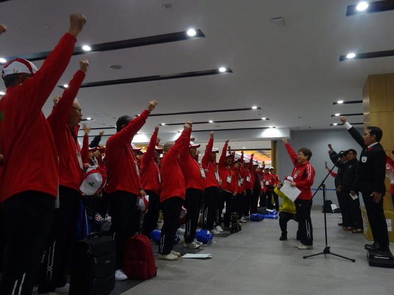 第32回全国健康福祉祭和歌山大会 青森県選手団結団式!!_d0366509_10593311.jpg