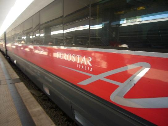 ナポリからフィレンツェへユーロスターの旅_c0192215_10285934.jpg