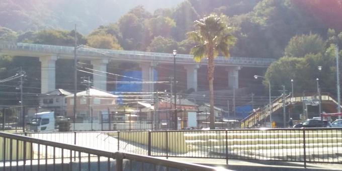 復旧工事続く坂町水尻ベイサイドビーチ  _e0094315_10094559.jpg