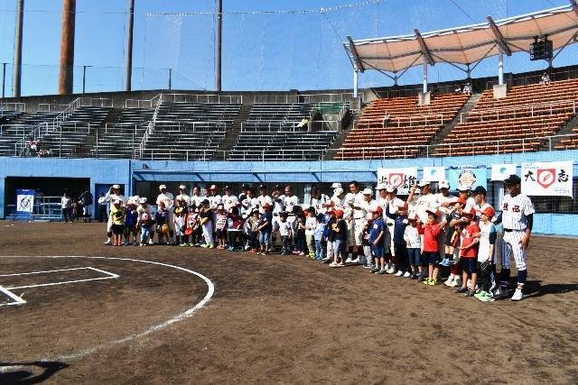 キッズ野球教室_e0184224_08252189.jpg
