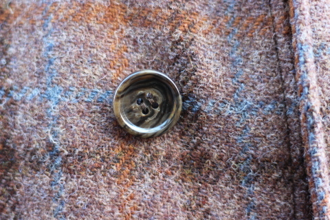 "「WORKERS」 ""Bal Collar Coat, Harris Tweed\"" ご紹介_f0191324_07590179.jpg"