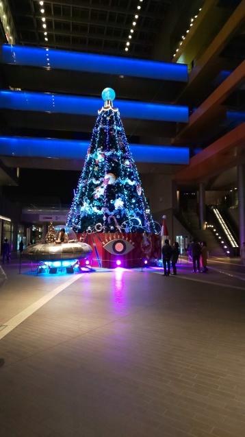 二子玉川のクリスマスイルミネーション_c0124528_23255066.jpg
