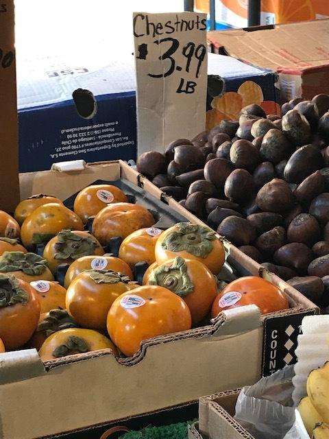朝ごはんは、ル・パン・コティディアン(Le Pain Quotidien)で*イタリアンマーケットとも秋模様_d0269832_21515271.jpeg