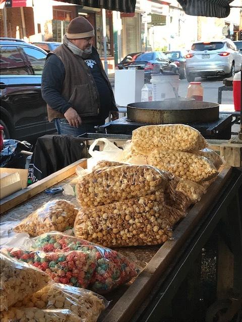 朝ごはんは、ル・パン・コティディアン(Le Pain Quotidien)で*イタリアンマーケットとも秋模様_d0269832_21532620.jpeg