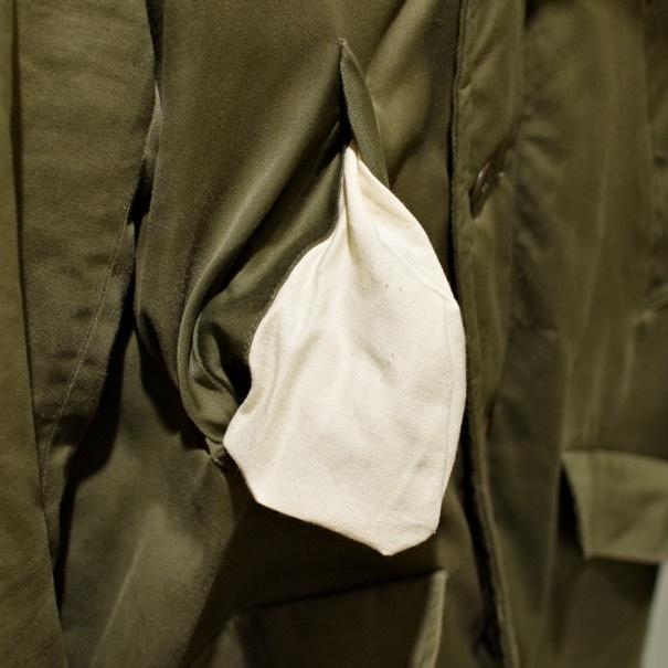1950-60s HERCULES Outerwear by SEARS B-9 Style Cotton Parka_d0257333_20384887.jpg