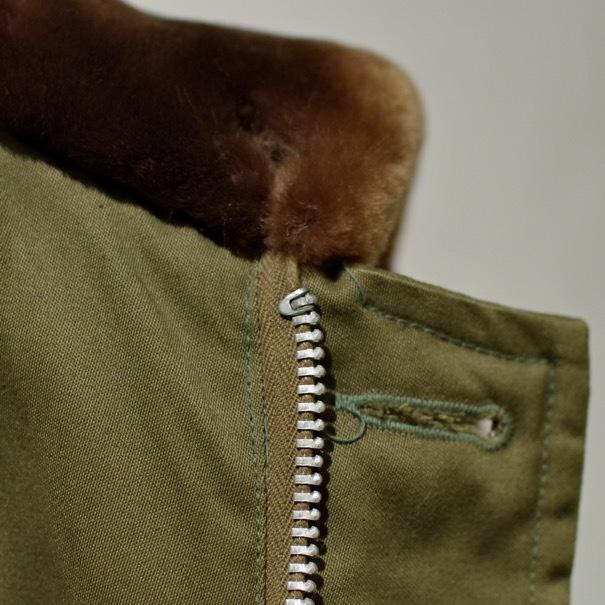 1950-60s HERCULES Outerwear by SEARS B-9 Style Cotton Parka_d0257333_20390223.jpg