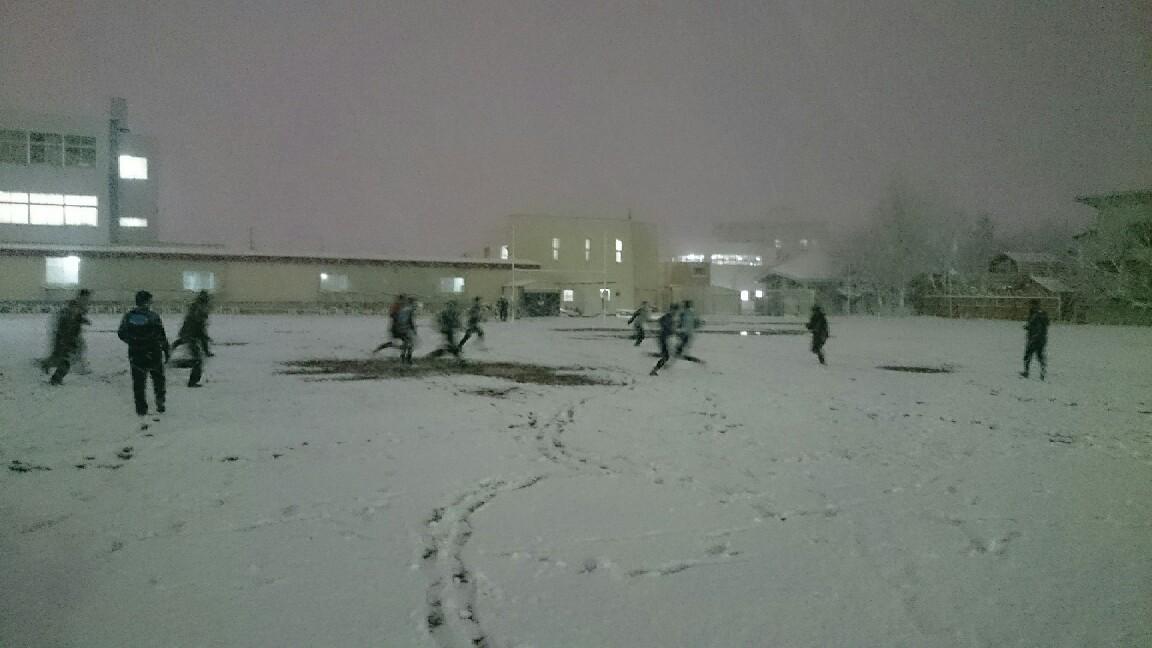 雪中練習_c0095835_19044348.jpg