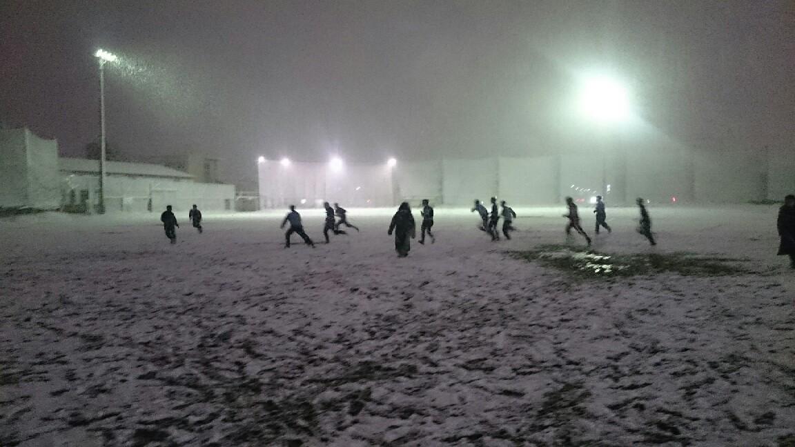 雪中練習_c0095835_19044354.jpg
