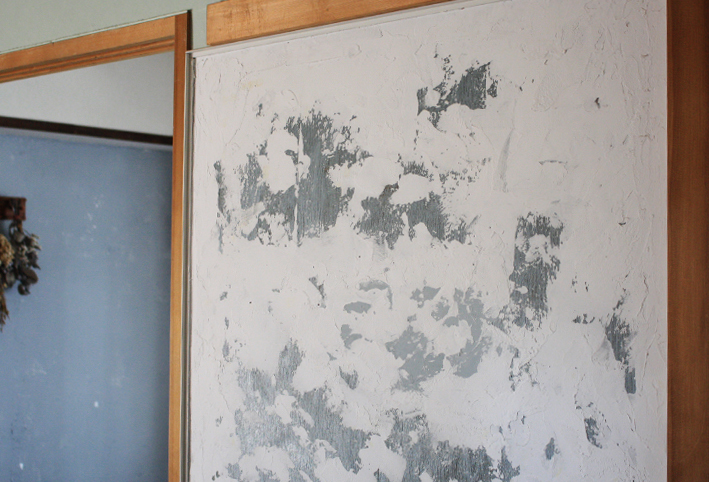 賃貸壁の可能性☆和室の壁をDIYペイント「ブックカフェ風」_d0351435_15514722.jpg