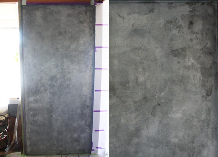 賃貸壁の可能性☆和室の壁をDIYペイント「ブックカフェ風」_d0351435_16090782.jpg