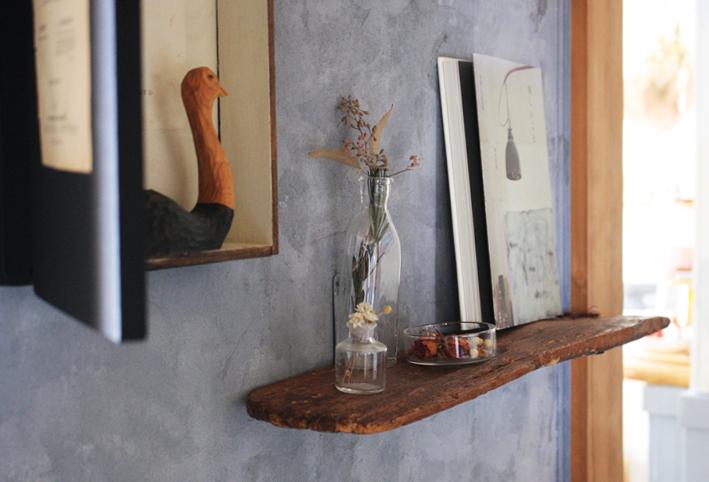 賃貸壁の可能性☆和室の壁をDIYペイント「ブックカフェ風」_d0351435_16352152.jpg