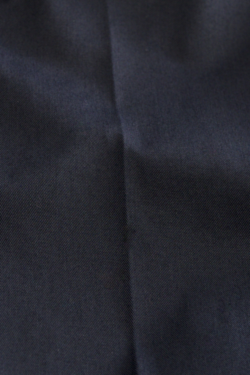 COMME des GARCONS HOMME High density Chino Stretch 8/10 Trouser (Navy)_d0120442_15224158.jpg