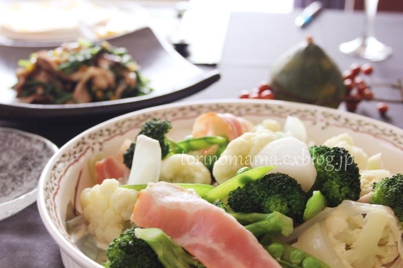 温野菜サラダ_e0360552_22403487.jpg