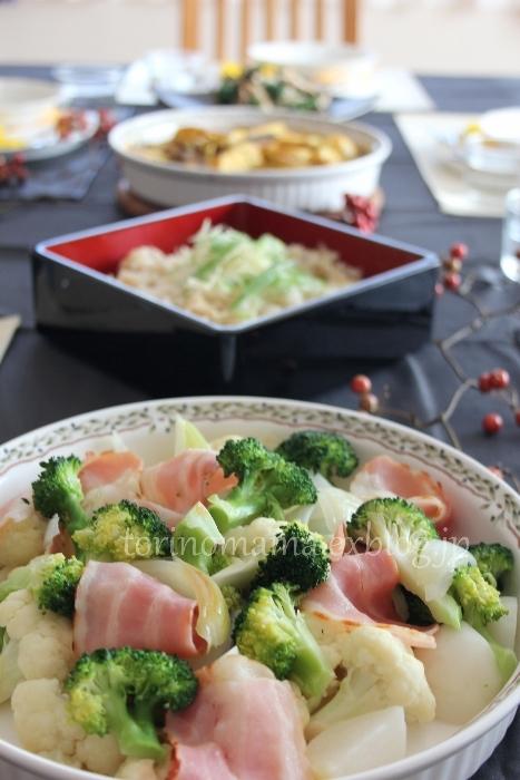 温野菜サラダ_e0360552_22475593.jpg