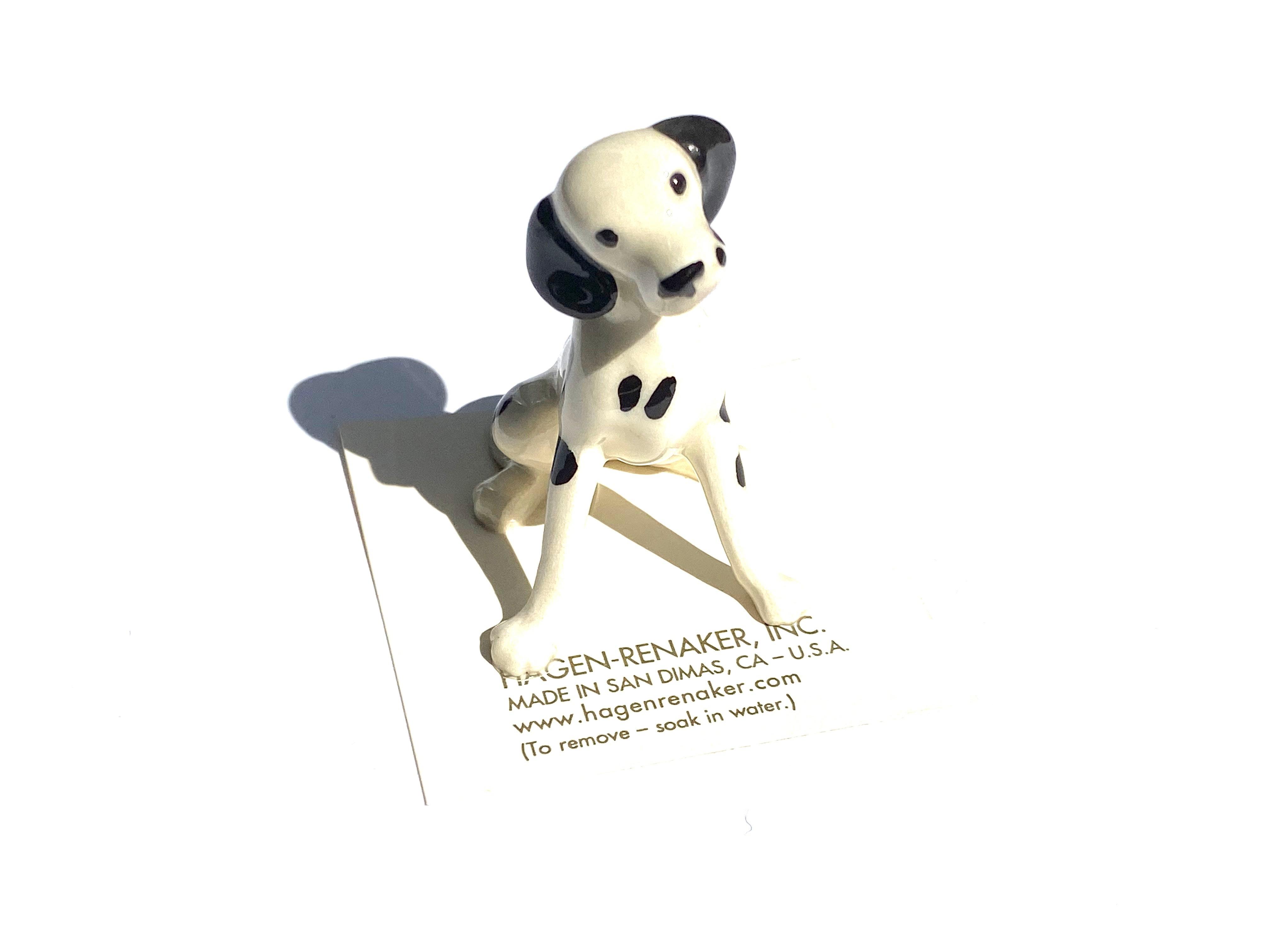 Hagen Renaker Cocker Dalmatian ヘイゲンリネカー ダルメシアン_d0217958_11583986.jpg