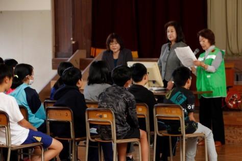 東小学校の6年生が東地区の未来を考える_f0237658_14453420.jpg
