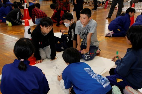東小学校の6年生が東地区の未来を考える_f0237658_14455183.jpg