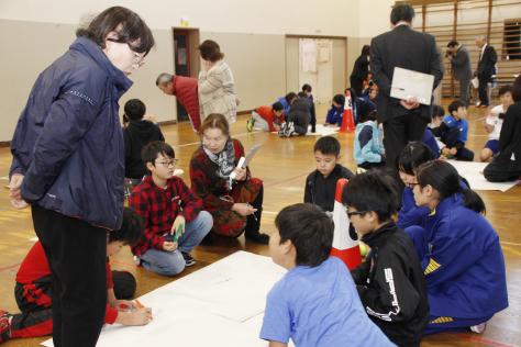 東小学校の6年生が東地区の未来を考える_f0237658_14460299.jpg