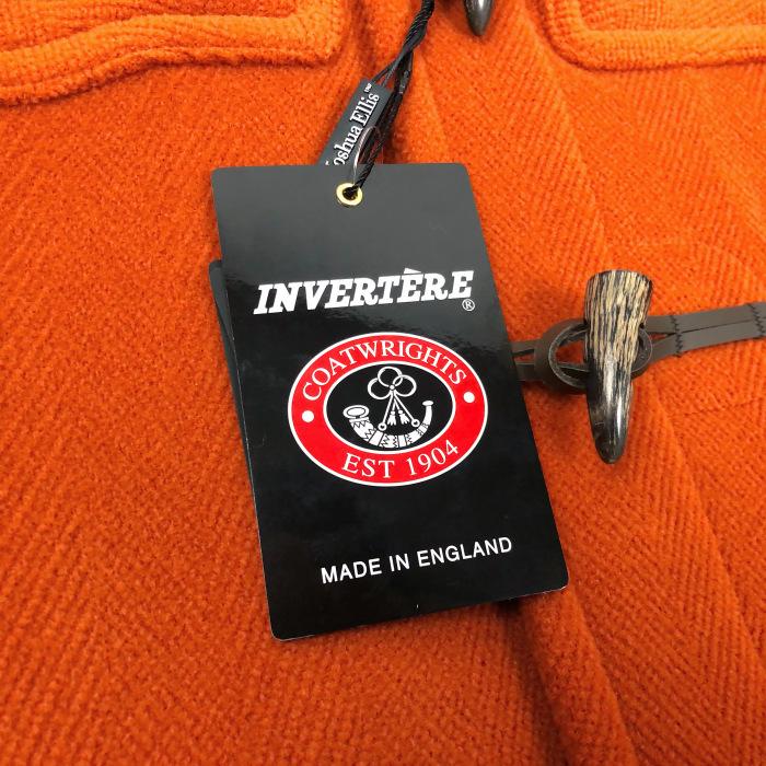 "INVERTERE \""Duffle Coat\""_b0121563_20093599.jpg"
