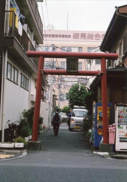 東長崎~江古田 2_c0082066_23473489.jpg