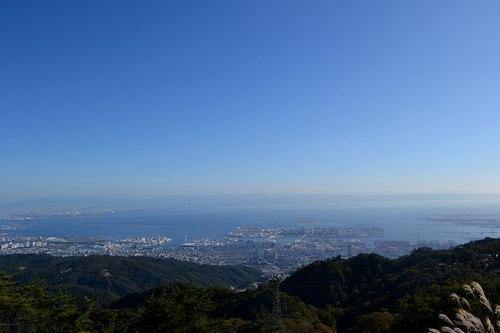 山は紅、空は碧 ~ 絶景の六甲山を駆け抜けた一日 ~_b0102572_00161089.jpg