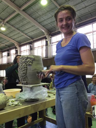 ささま国際陶芸祭_d0235276_08093720.jpg