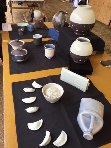ささま国際陶芸祭_d0235276_12510961.jpg
