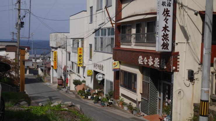 津軽海峡を望む濃厚な湯-下風呂温泉・大湯_a0385880_22531199.jpg