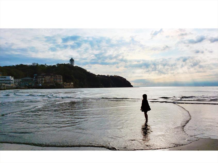 アルちゃん、江ノ島、虹のママ。_d0224894_08470921.jpg