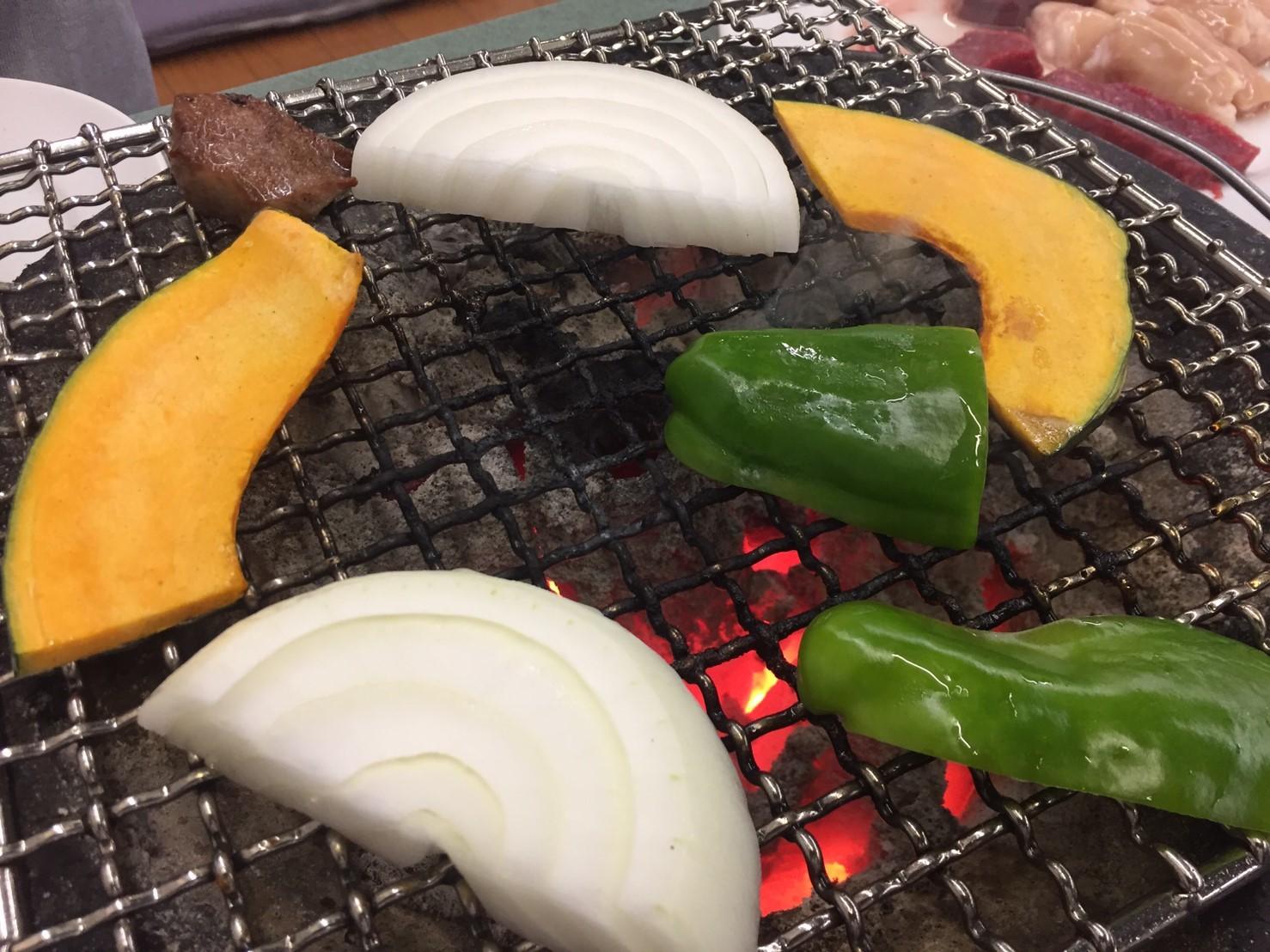 炭火焼肉 喜らく  ホホ肉_e0115904_05170016.jpg