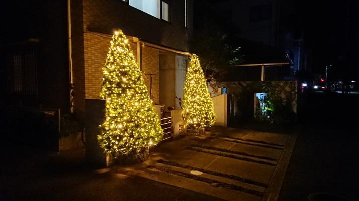 クリスマスイルミネーション 2019_b0088521_20425833.jpg