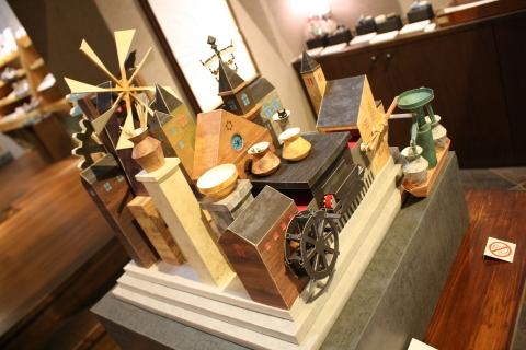 石井希の仕事展 「水辺の町」「魔女の館」_a0260022_01470440.jpg