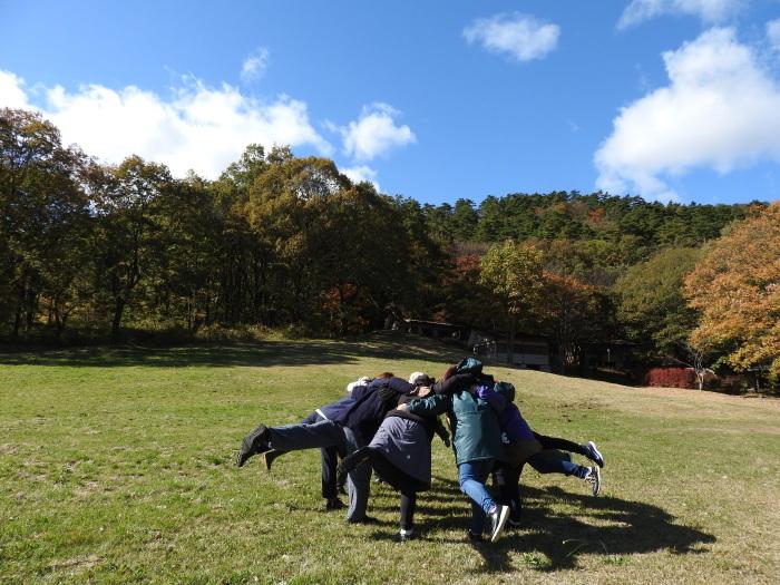 11/4 森林セラピ-体験_b0189727_11443716.jpg