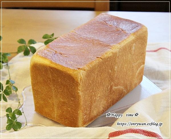 胸肉でから揚げ弁当といつもの角食♪_f0348032_17141809.jpg