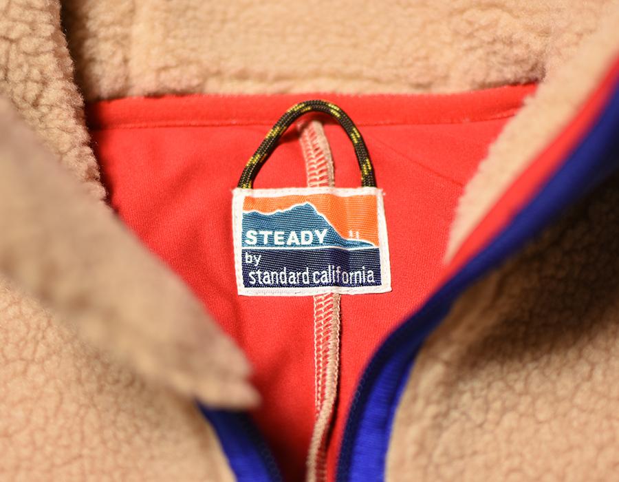 STANDARD CALIFORNIA Heavy Classic Pile Jacket / DLS L3_c0355834_18494442.jpg