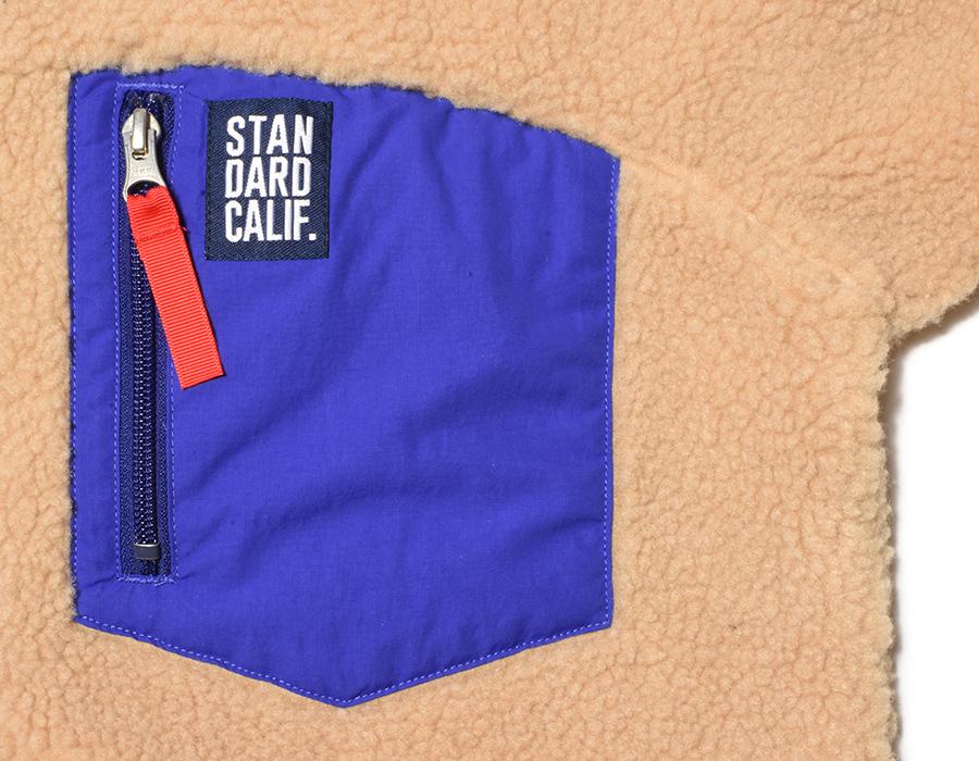 STANDARD CALIFORNIA Heavy Classic Pile Jacket / DLS L3_c0355834_18500471.jpg