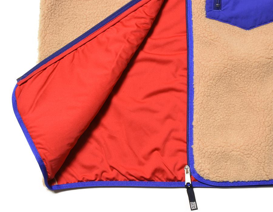 STANDARD CALIFORNIA Heavy Classic Pile Jacket / DLS L3_c0355834_18502383.jpg
