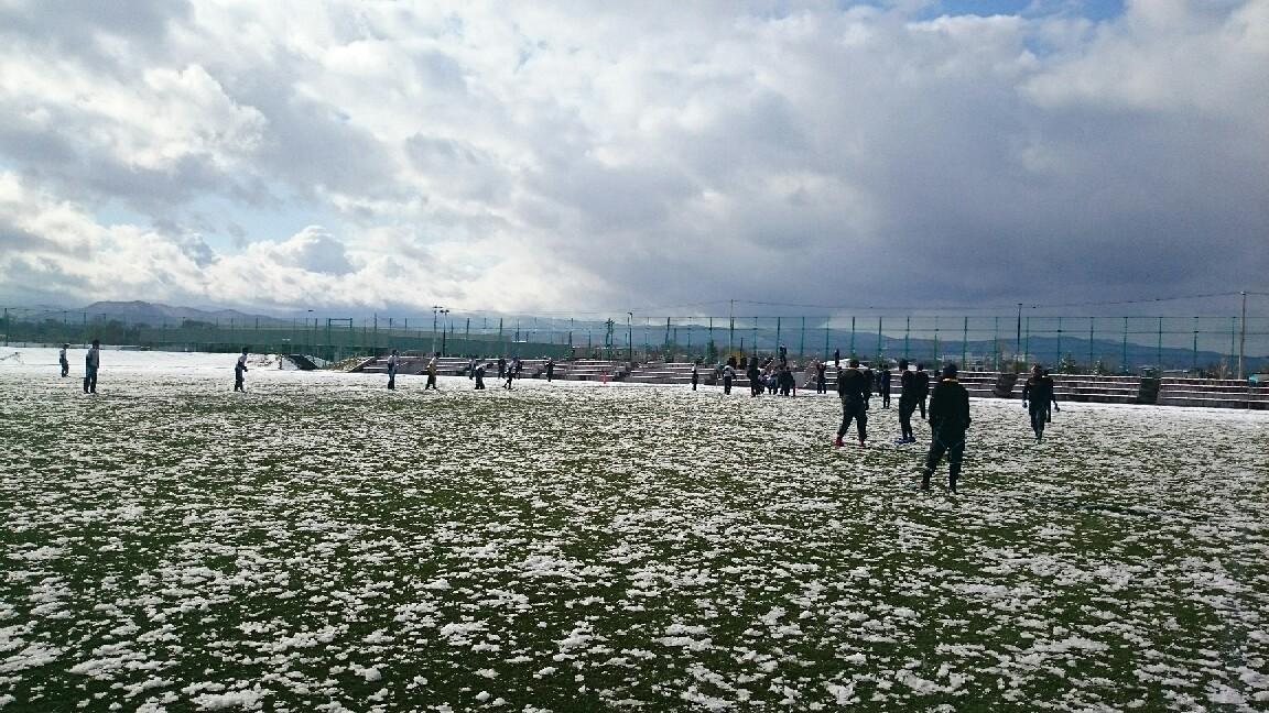 練習試合 in 東光スポーツ公園1日目_c0095835_14180405.jpg