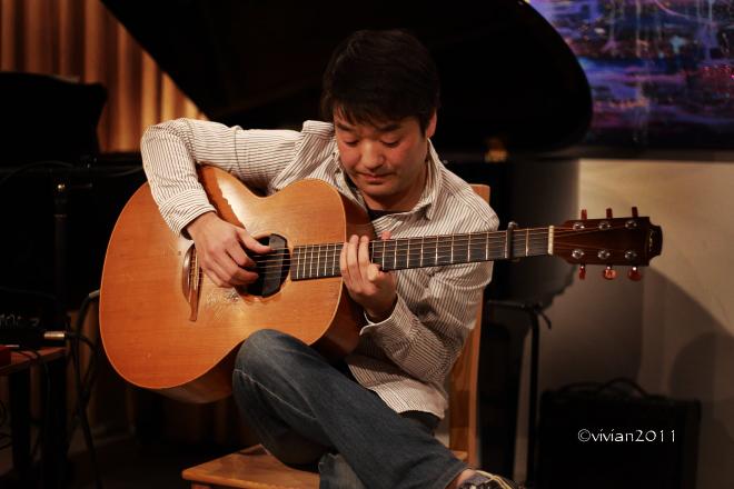 小川倫生『冬の言葉』CD発売記念スペシャルライブ in Cafe ink blue_e0227942_13521170.jpg