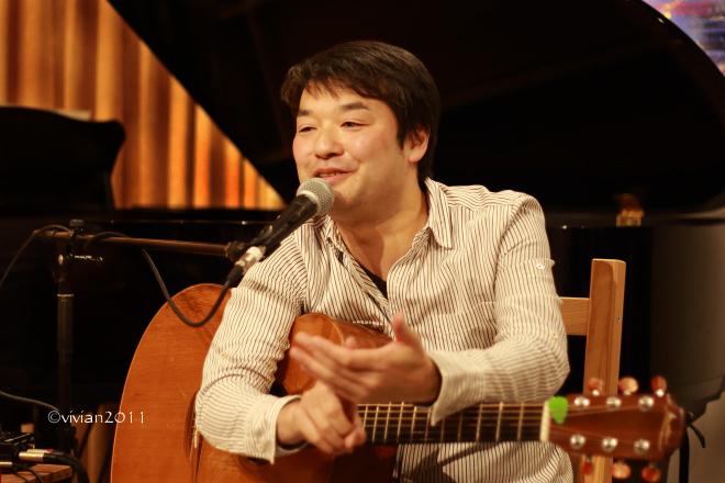小川倫生『冬の言葉』CD発売記念スペシャルライブ in Cafe ink blue_e0227942_13552596.jpg