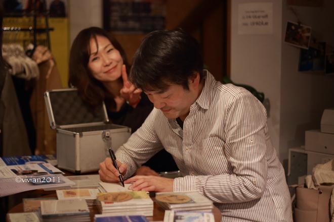 小川倫生『冬の言葉』CD発売記念スペシャルライブ in Cafe ink blue_e0227942_14023871.jpg