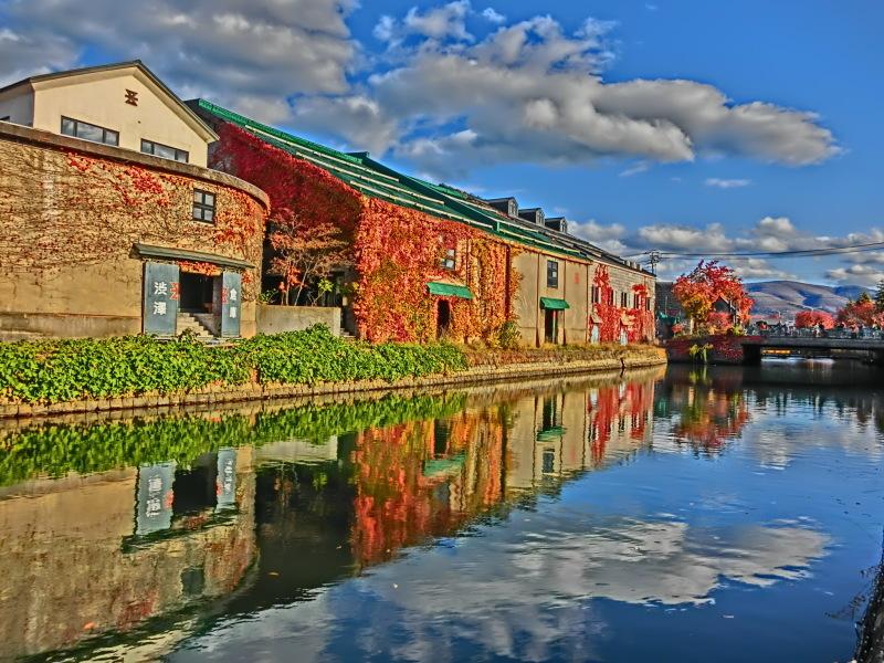 小樽 (2) 小樽運河 - 2_b0408745_19531904.jpeg