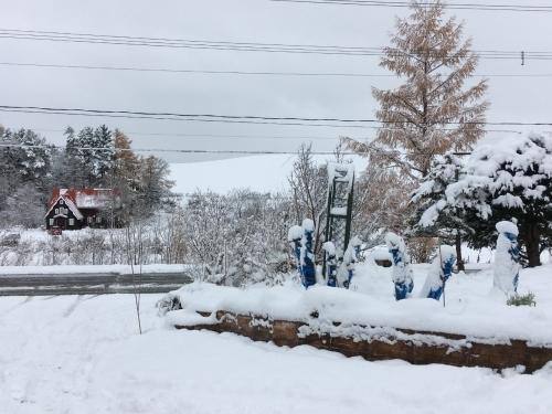 帯広「北斎」展と冬到来_e0326953_17482382.jpg