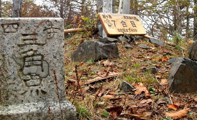 <2019年10月20~21日>ゼロ磁場「分杭峠」&200名山「経ケ岳」単独登山_c0119160_09553947.jpg