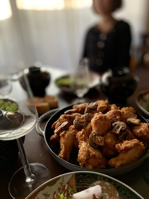 鶏手羽元のオーブン焼き_d0327373_17182039.jpeg