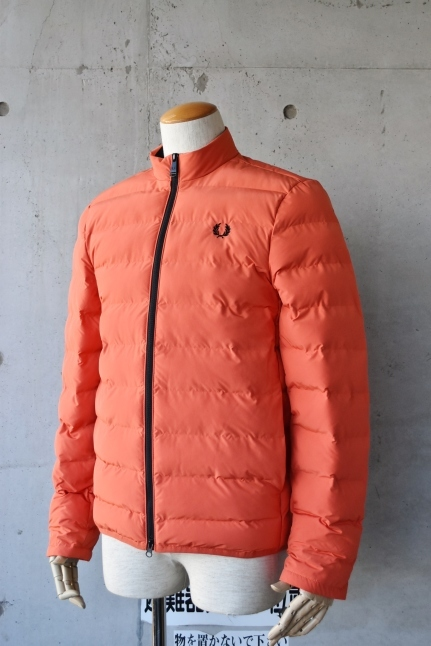 FRED PERRY   Light DOWN JACKET ★★_d0152280_08372185.jpg