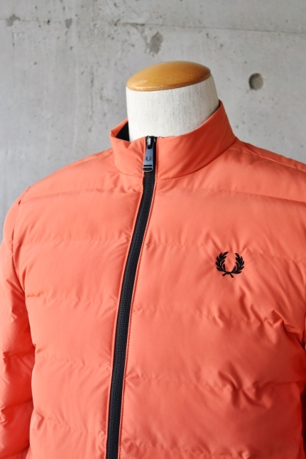 FRED PERRY   Light DOWN JACKET ★★_d0152280_08373418.jpg