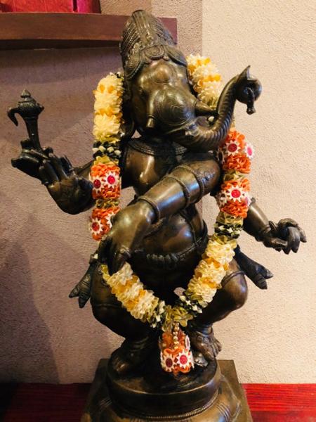 日頃より南インド料理ガネーシュをご利用いただきありがとうございます。 _e0145685_21392421.jpg