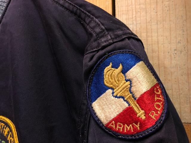 11月13日(水)マグネッツ大阪店ヴィンテージ入荷!!#1 U.S.Military Part1編! 40\'s~50\'s ROTC CadetJKT & ROTC AthleticCardigan!!_c0078587_19305349.jpg